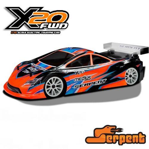 SERPENT 400033 X20