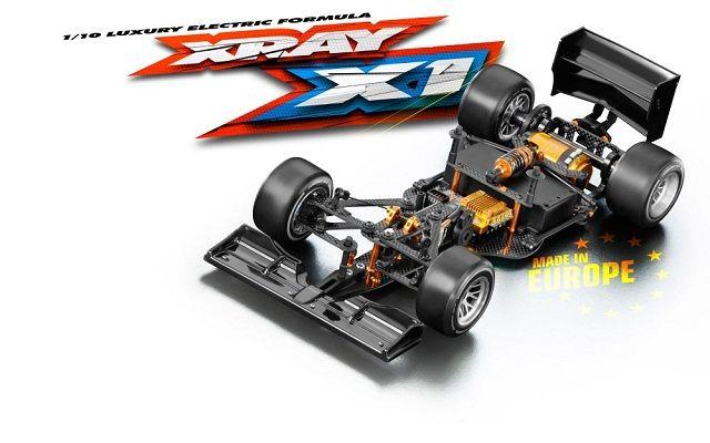 XRAY X1