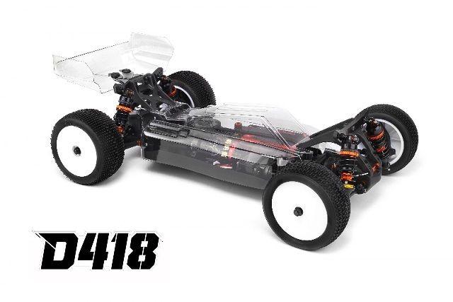 HB RACING D418