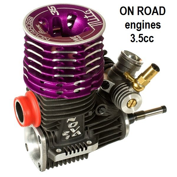 Motori a scoppio On Road 3.5cc