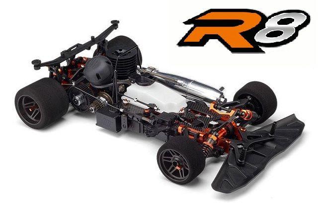 HB RACING R8