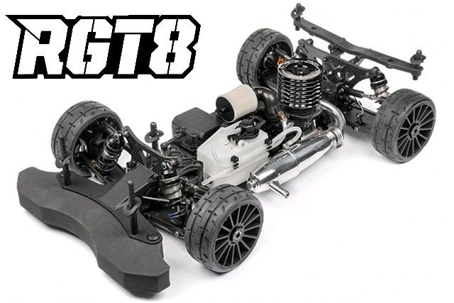 HB RACING RGT8 RGT8-E