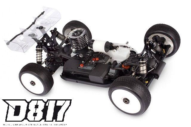 HB RACING D817 D819 D817T